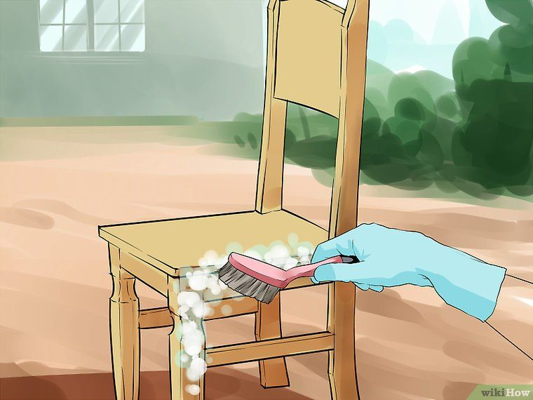 Remove Mold from Wood Furniture Cleaning mold, Wood