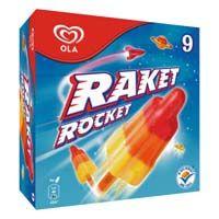 raketijsje 50 jaar Ola Raket ijsje, inmiddels al 50 jaar een begrip | Party Ideas  raketijsje 50 jaar