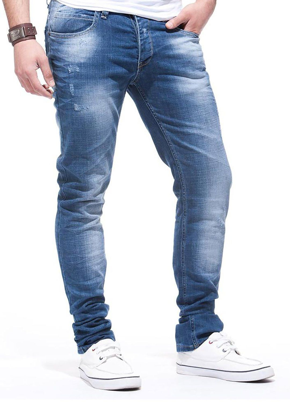 908d568dfc LEIF NELSON Herren Jeans Jeanshose | Männer Outfits | Herren jeans ...