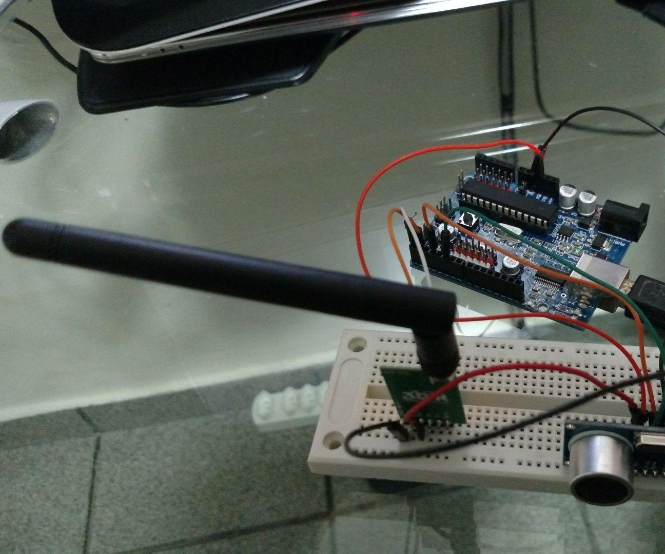 Radio 915MHz 3dr Module Telemetry With Arduino | Arduino