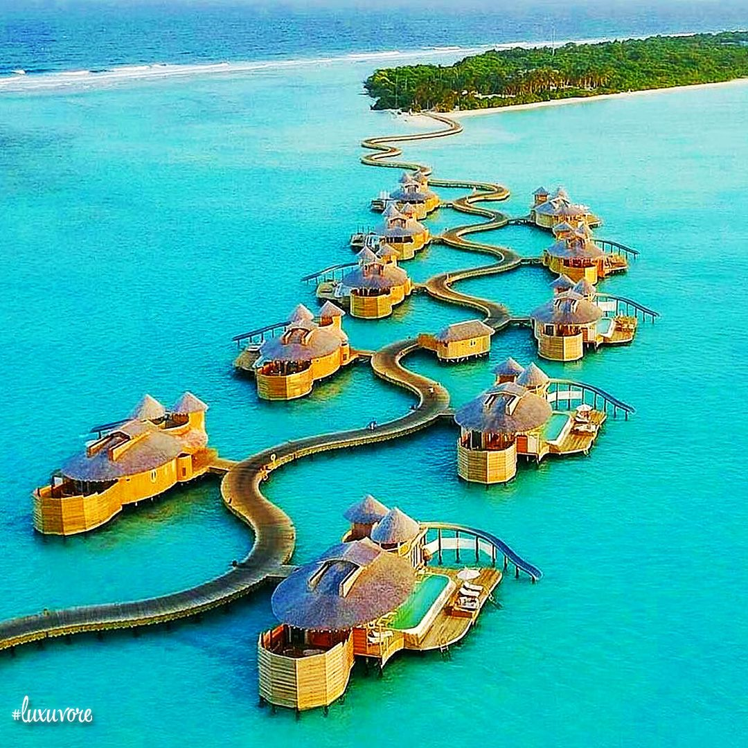Best Island To Holiday In Maldives