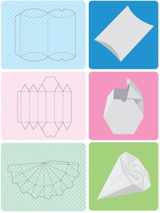 Модели из бумаги и картона скачать бесплатно. Бумажные 73