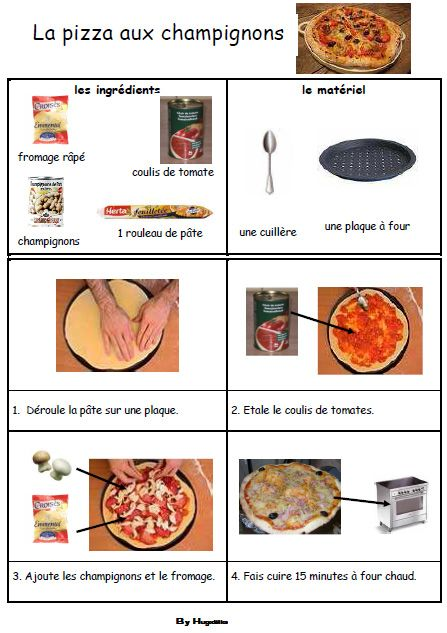 Tout est plus facile dire dans une cuisine - Cours cuisine pour enfants ...