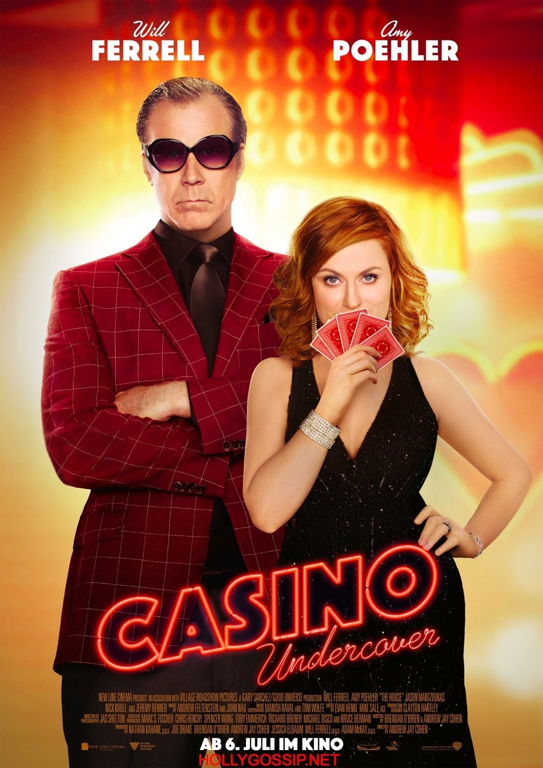 casino undercover trailer deutsch