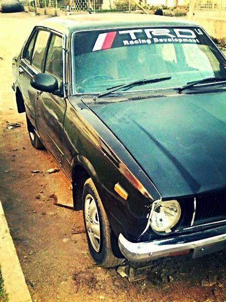 Toyota Corolla 1976 For Sale In Karachi Pakistan 3019 Toyota
