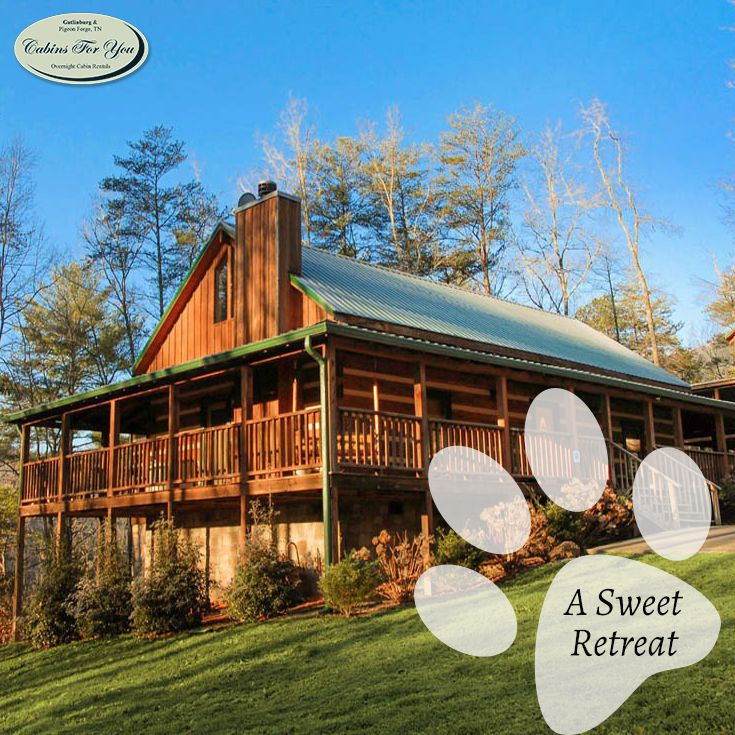 Vacation to Pigeon Tennessee, and stay at A Sweet