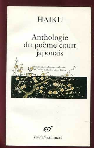 Haiku Anthologie Du Poeme Court Japonais Poesienrf 2002