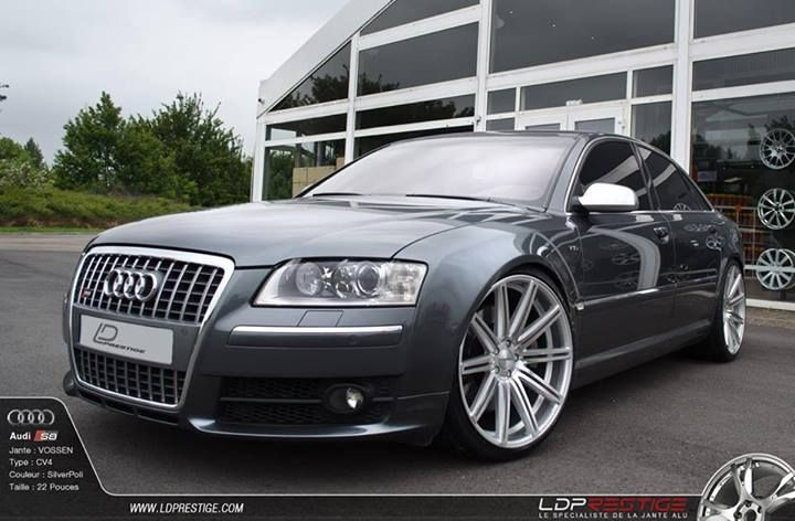 a audi s8 v10 dual concave 22 cv4 39 s france 0 autos cars. Black Bedroom Furniture Sets. Home Design Ideas