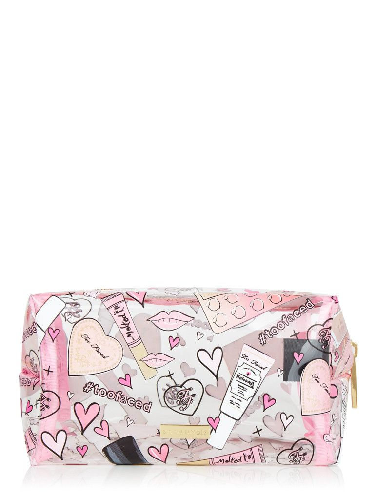 Skinnydip Too Faced Peach Make Up Bag | Accesorios | Pinterest ...