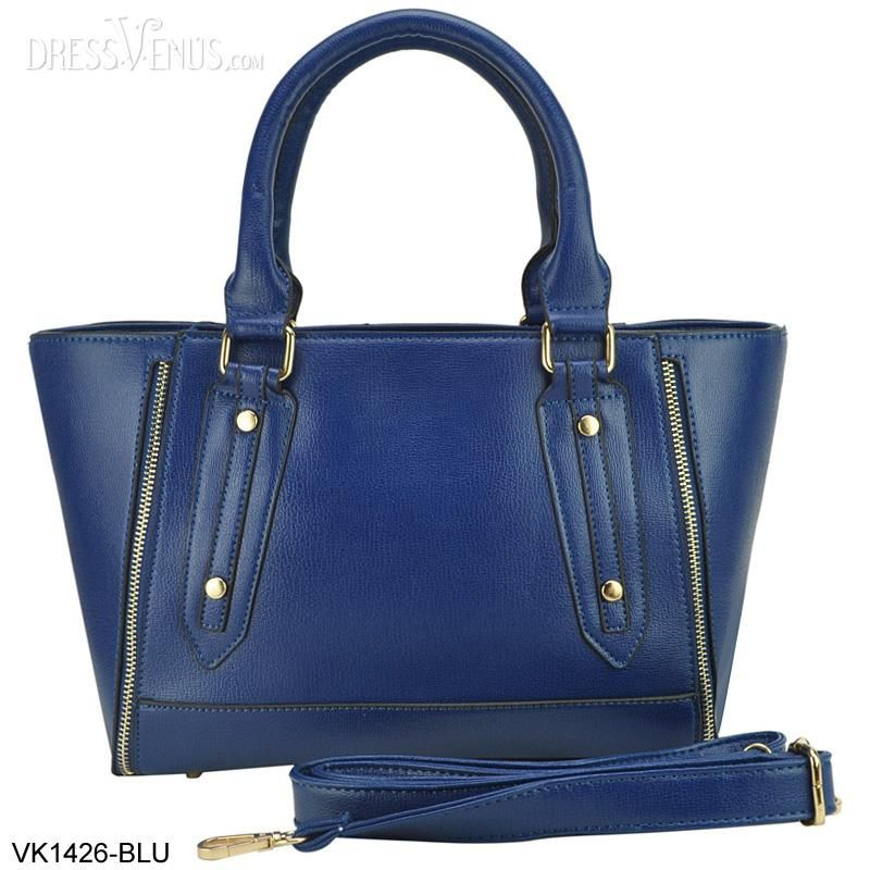 Classy Pure Color All-matched Women's Retro One-shoulder Bag