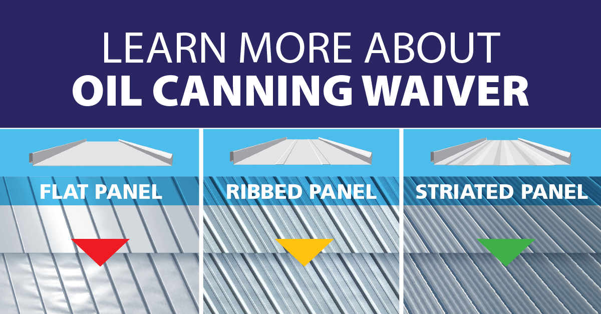 How To Prevent Roof Oil Canning Roofing Roof Roofing Business