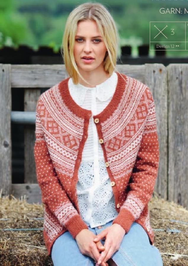Tema 46 Norske Ikoner Voksen Knit Fashion Pinterest Knitting