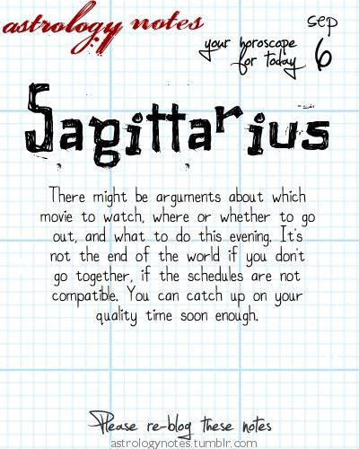 Sagittarius Astrology Note: Want a free astrology birth chart? Free right here: ifate.com