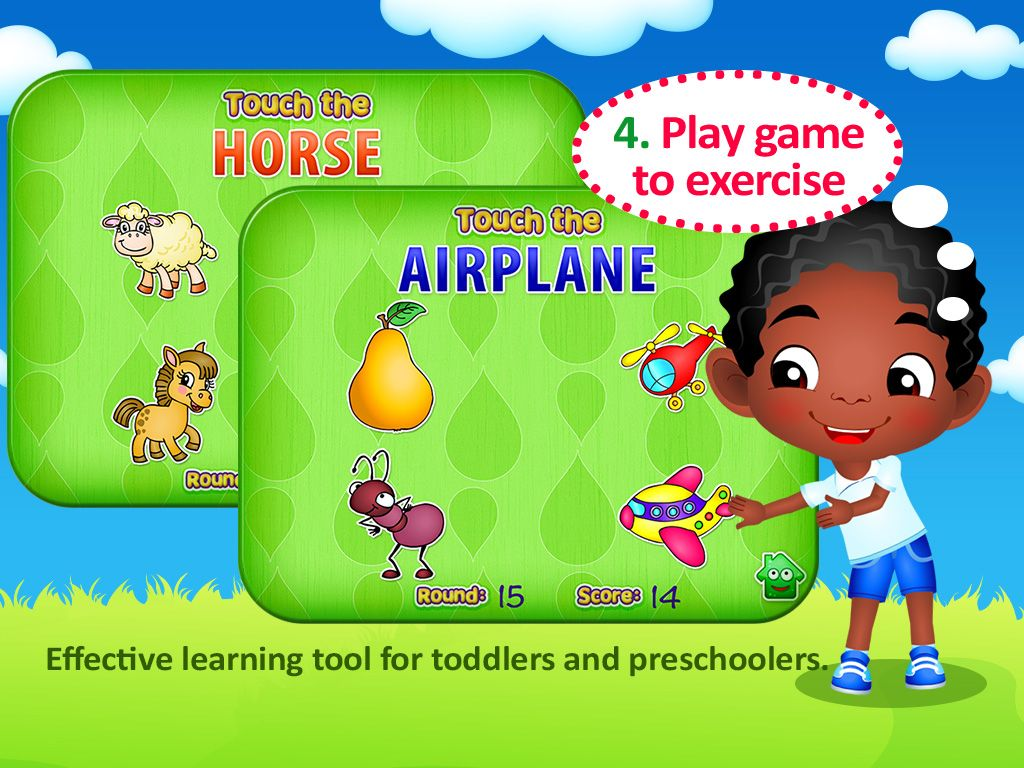 123 Kids Fun Flashcards - early learning educational flashcard game ...