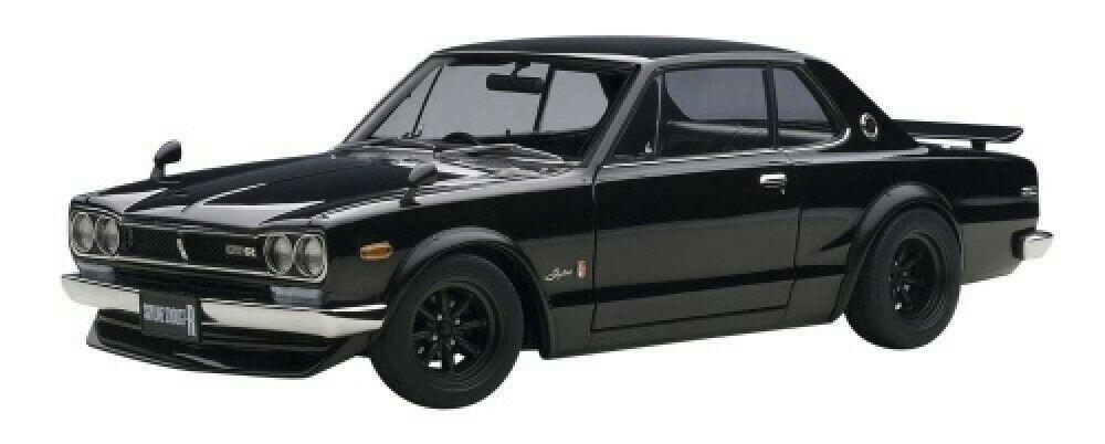 eBay #Sponsored NEW AUTOart 77443xx 1/18 Nissan Skyline GT-R KPGC 10