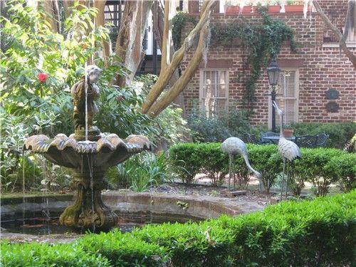 Courtyards Of Savannah Savannah Gardens