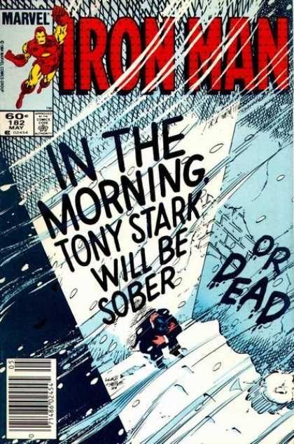 Iron Man #182