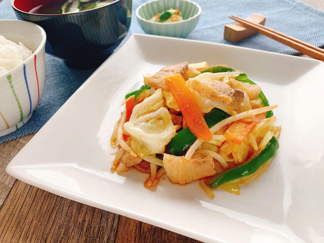 簡単 時短 焼き肉のたれで作る野菜炒めのレシピ 作り方 Macaroni