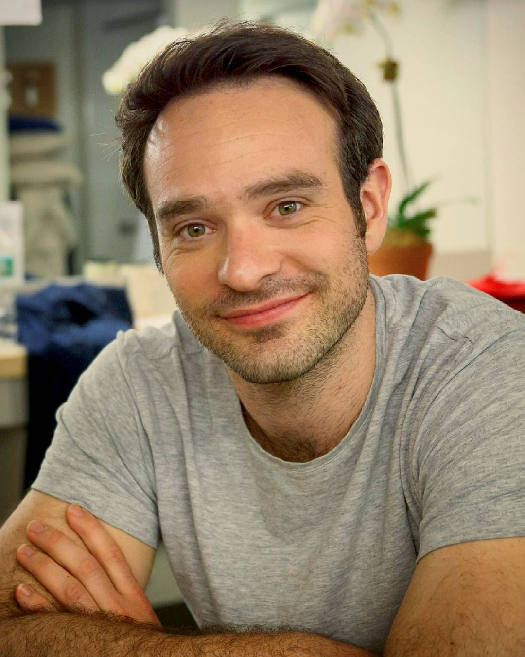 Happy birthday dear Charlie!  Thank you for being the amazing person you are ❤ . . . . #CharlieCox #happybirthday  #happybirthdayCharlie #daredevil