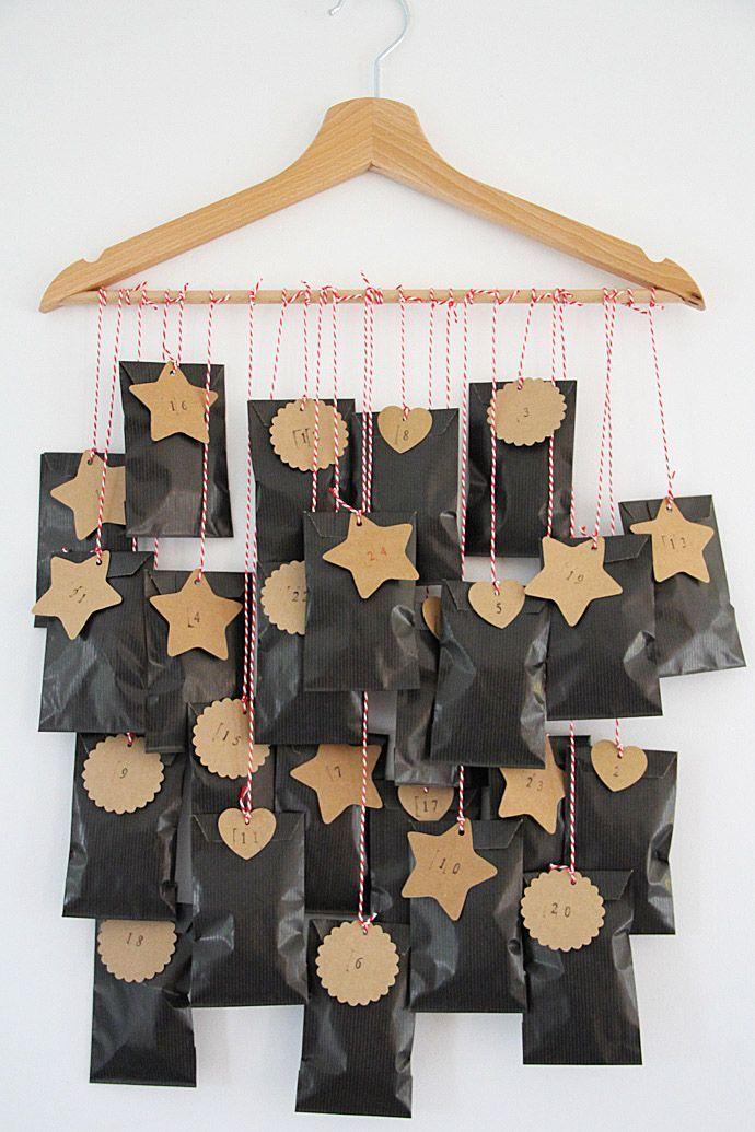C'est bientôt Noël : Calendriers de l'Avent faits maison #calendrierdelaventfaitmaisontissu C'est bientôt Noël : Calendriers de l'Avent faits maison | Merci pour le chocolat ! #calendrierdelaventfaitmaisonfacile