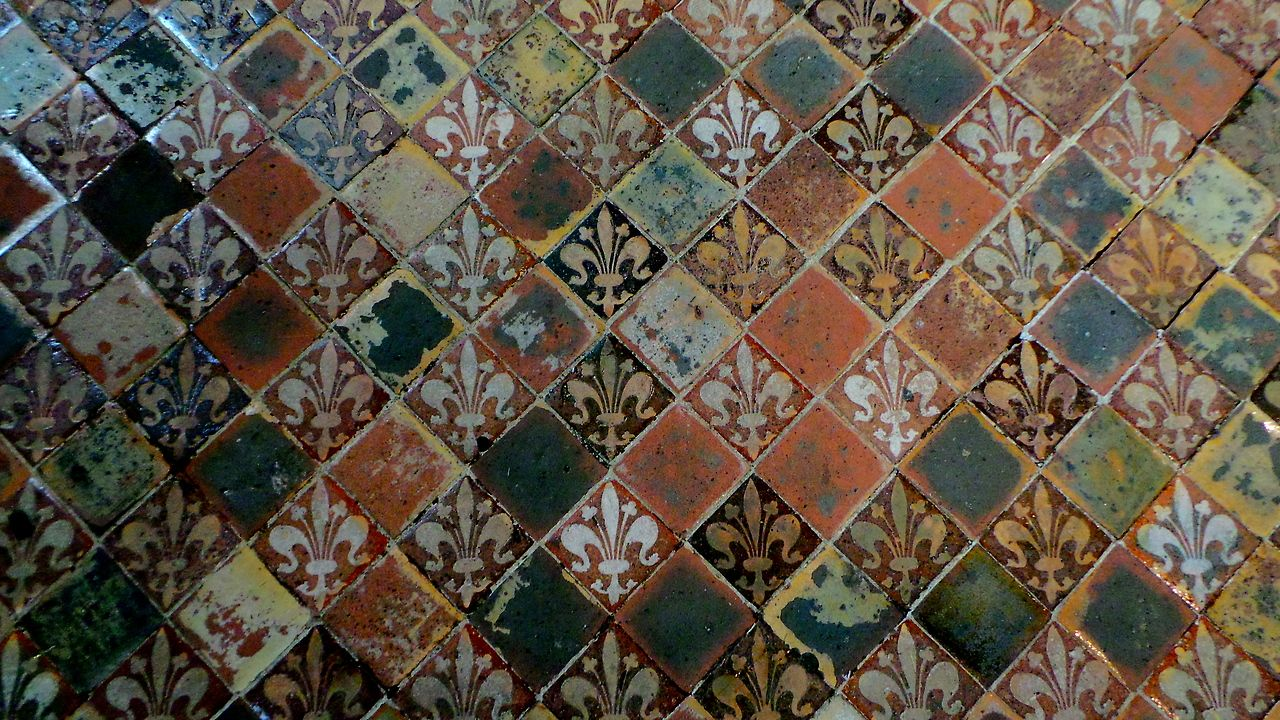 school tile floor texture. Medieval Floor Tiles In Winchester Cathedral School Tile Texture O