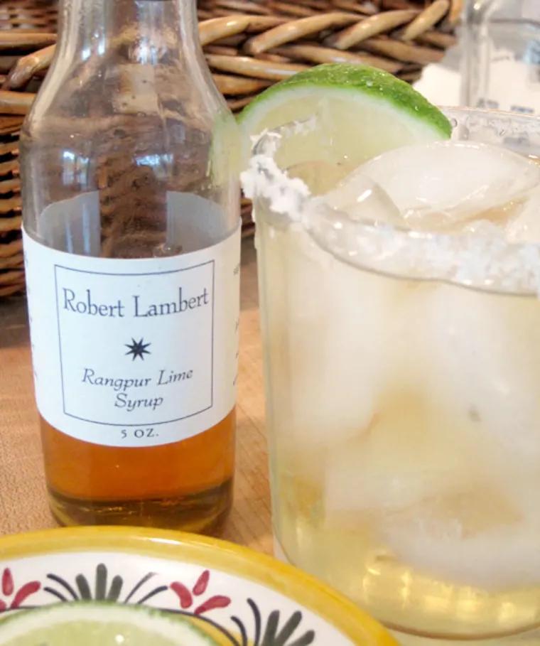 Perfectly Simple Cinco de Mayo Recipe: The Rangpur Lime Margarita