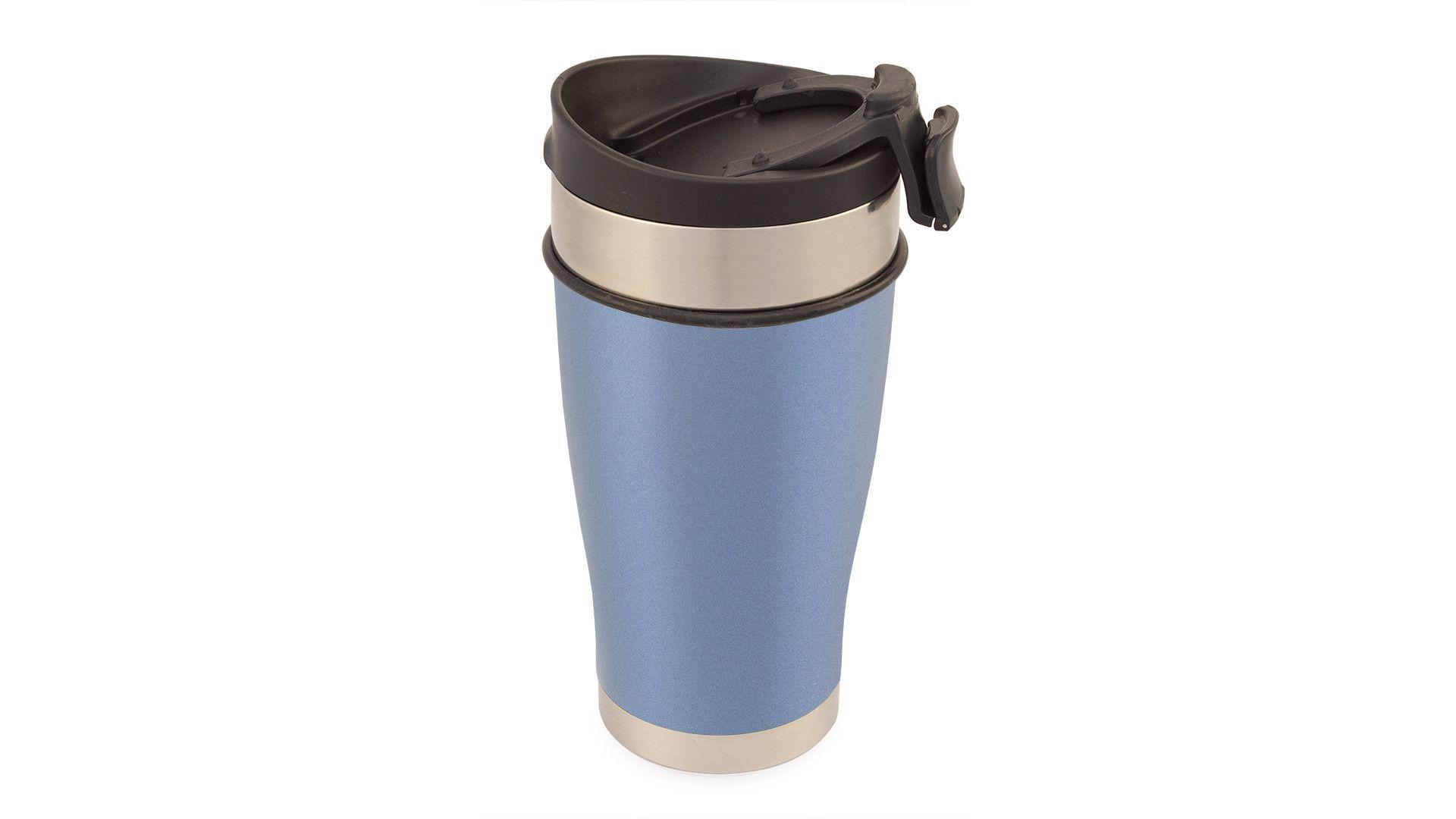 Coffee Tumbler 12 oz Insulated Travel Mug by Planetary Design