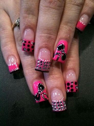 Pin By Aubra Smithson On Nails Pinterest Make Up Nail Nail And