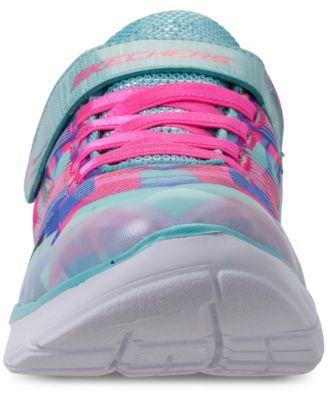 eeb3de2054eb Skechers Little Girls  Skech Appeal 2.0 - Color Me Casual Sneakers from  Finish Line -