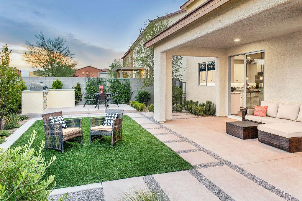 Find Your New Pardee Home Today Arizona Backyard Landscaping Modern Backyard Landscaping Arizona Backyard