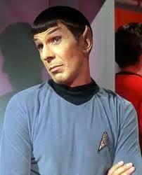 """Spock ~ """"I told you so!!"""""""