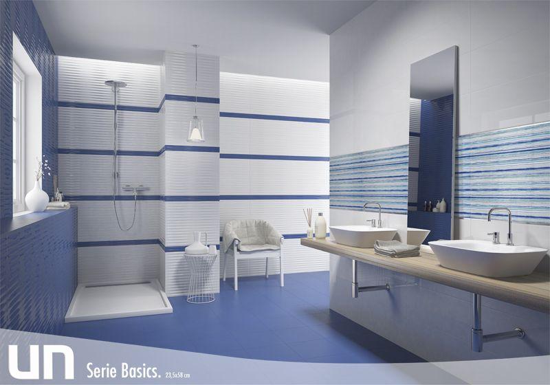 Formatos 23 5x58 basics estancias ba os nuevos dise os en cer mica art stica y creativa son la - Banos nuevos disenos ...