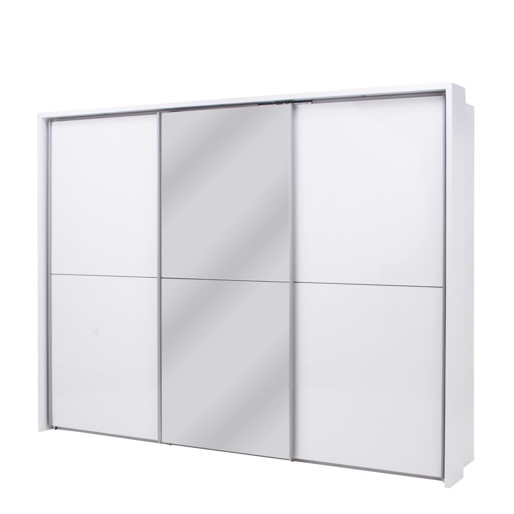 Szafa Ubraniowa Glossy Z Oswietleniem Lqns13214b C04 Salony Agata Furniture Room Divider Dresser
