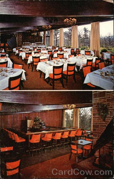 Catskill Ny Skyline Restaurant And Lounge Route 23 On The Rip Van Winkle Bridge Roach