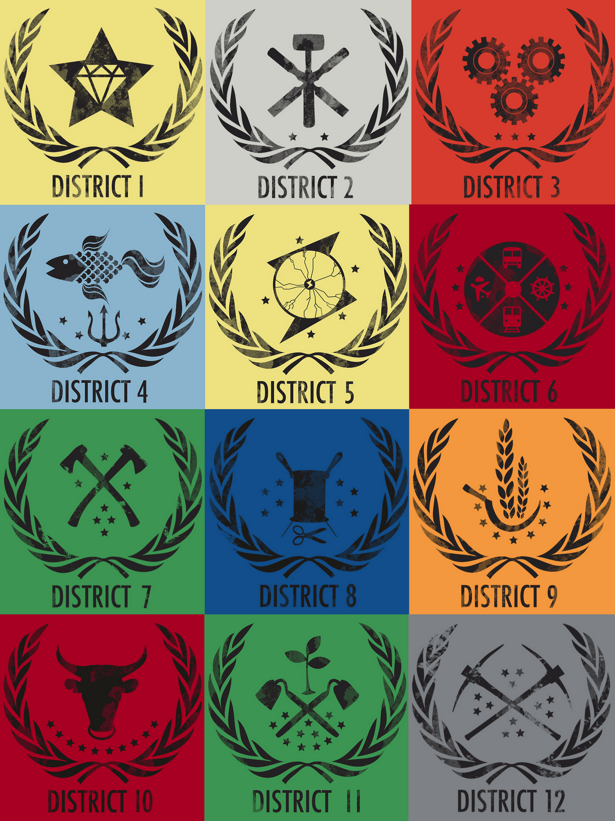 Christopher although they are similar they are different in their the hunger games 2012 buycottarizona