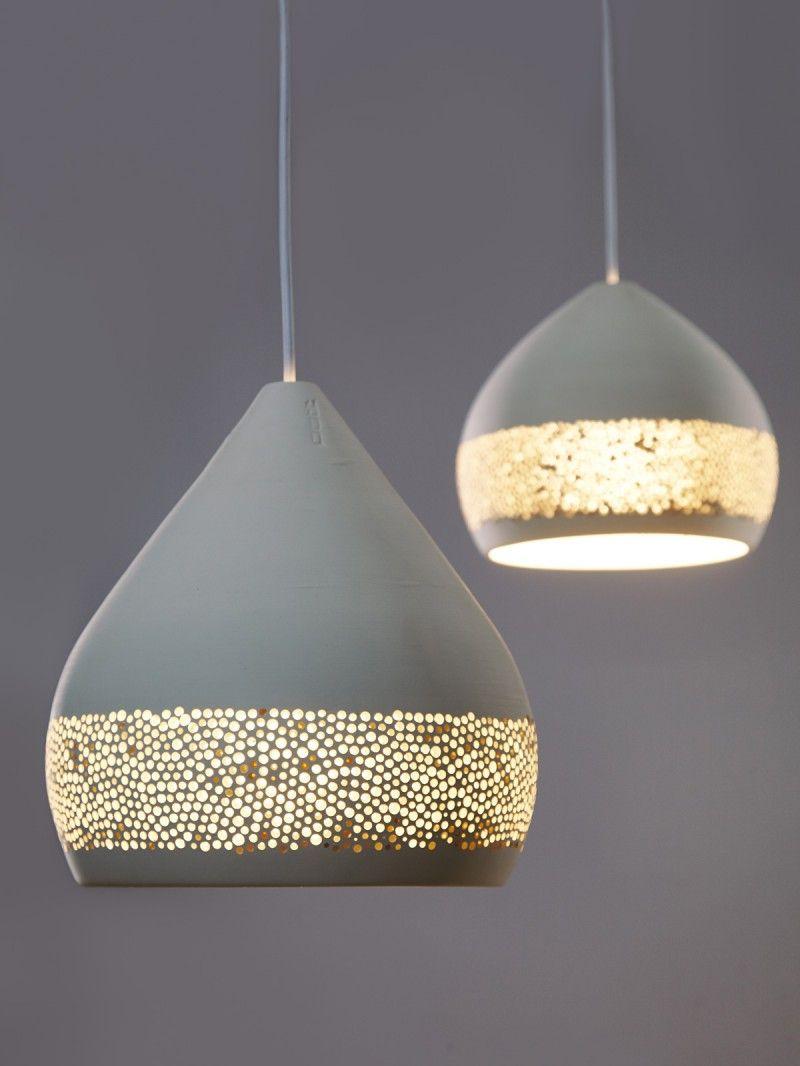 Best POTT Sponge Oh Aus Keramik Made of ceramics lamp leuchte Keramik