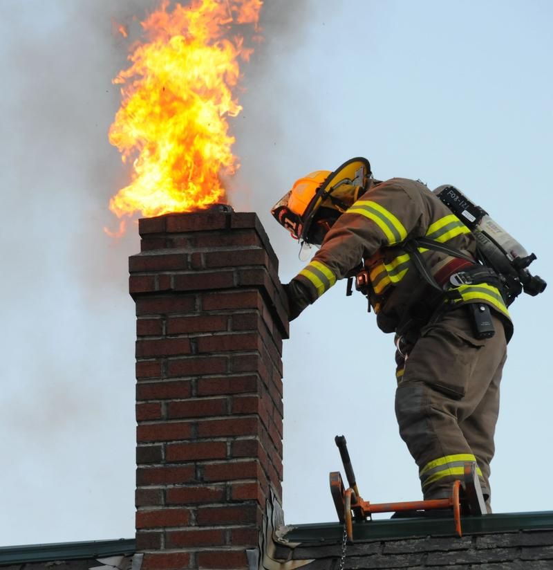 Did you know that major fire disasters are caused by