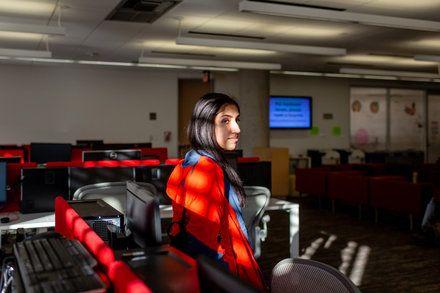 Neues aus der New York Times Der schwierige Teil der Informatik? Getting Into Class von NATASHA SINGER Die Nachfrage der Studenten nach Informatikkursen ist ...