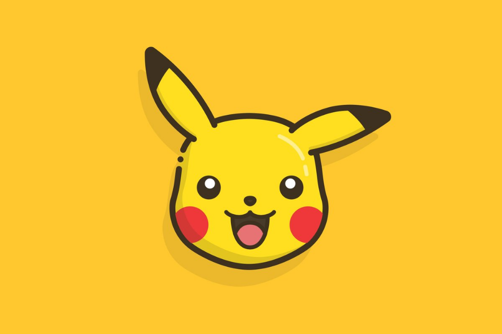 Vector Pokemon Faces In 2020 Pokemon Faces Pikachu Drawing Pikachu Face Painting