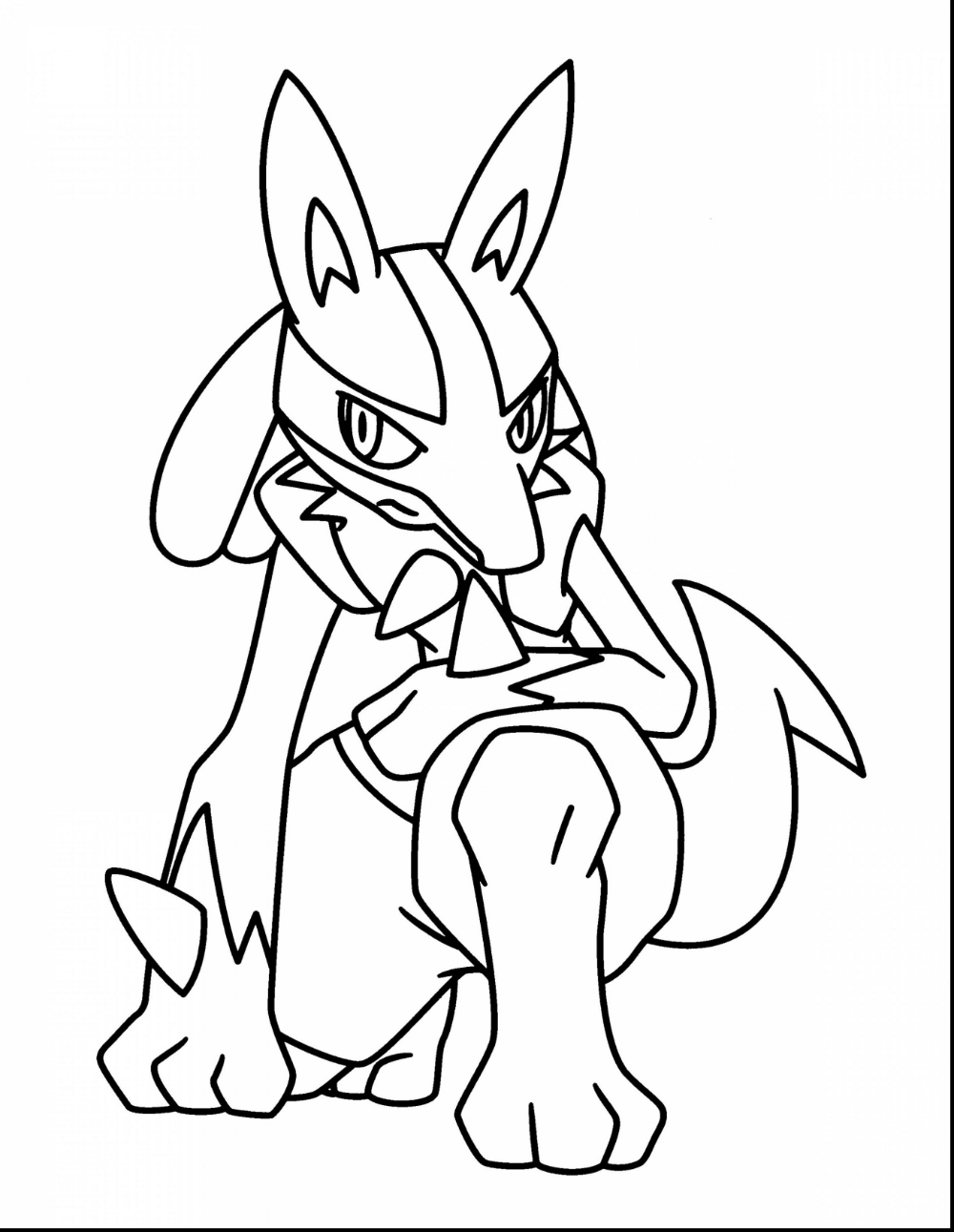 Lucario Coloring Page Free 101 Worksheets Pokemon Coloring Pages Cartoon Coloring Pages Pokemon Coloring