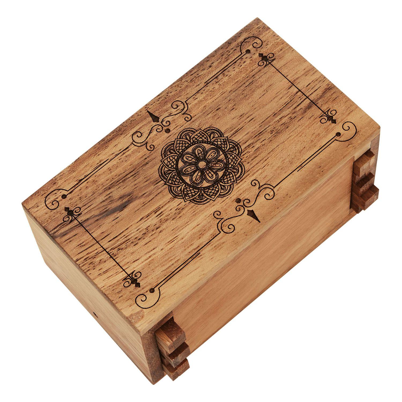 """wedding box Laser Cut Engraved Box  4/""""x6/"""" trinket"""