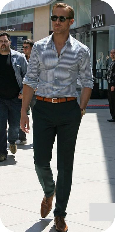 Wedding Wear For Mens : Ryan gosling in and steve carell on the set