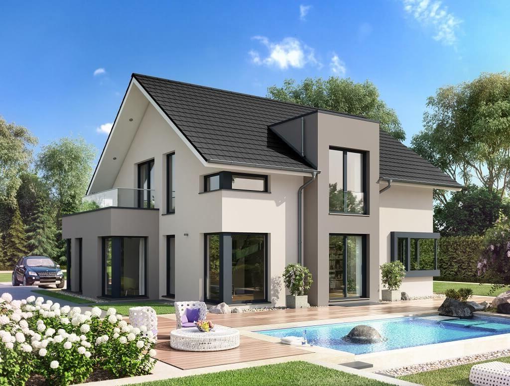 Innenarchitektur Offener Wohnraum Gestaltung Moderne