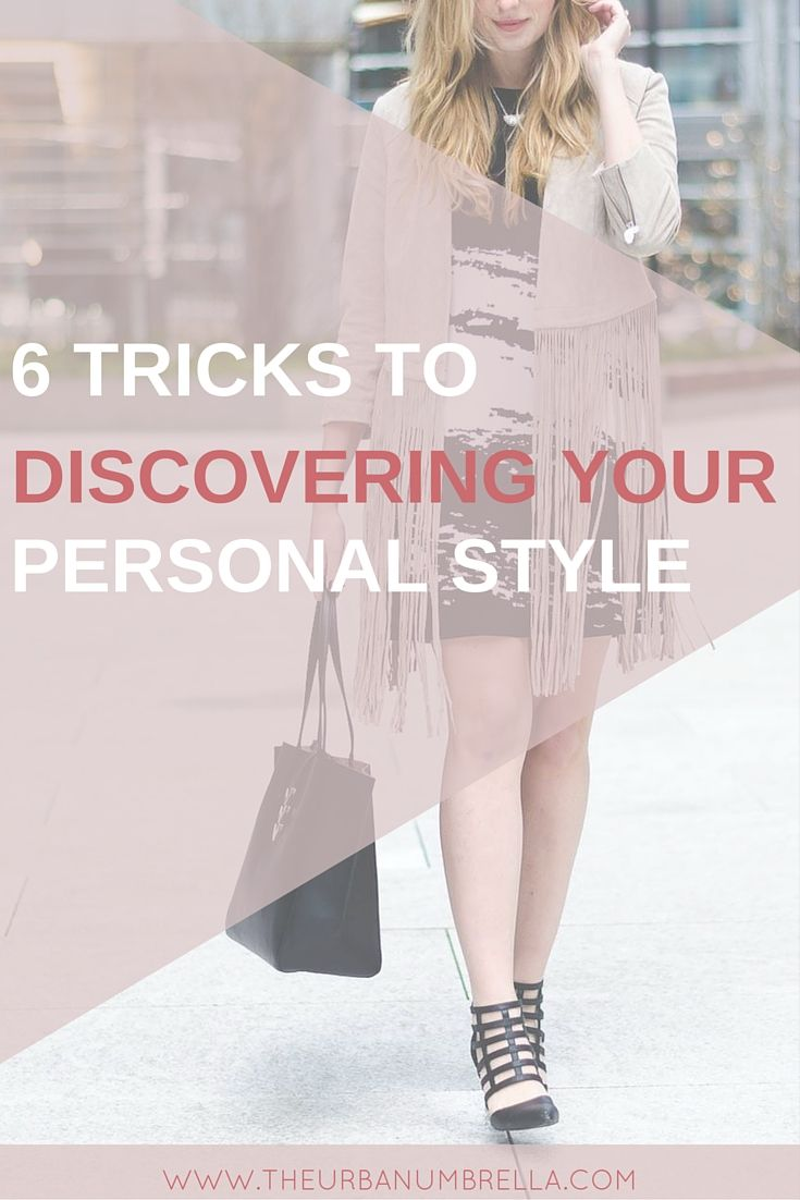 photo How to Develop Your Sense of Style