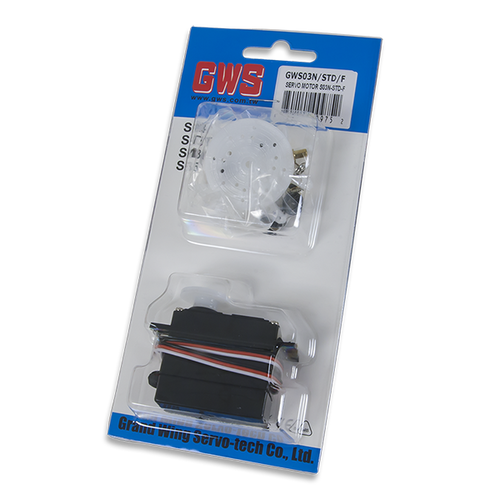 FeeTech FS5103R Continuous Rotation Servo   MakerSpace