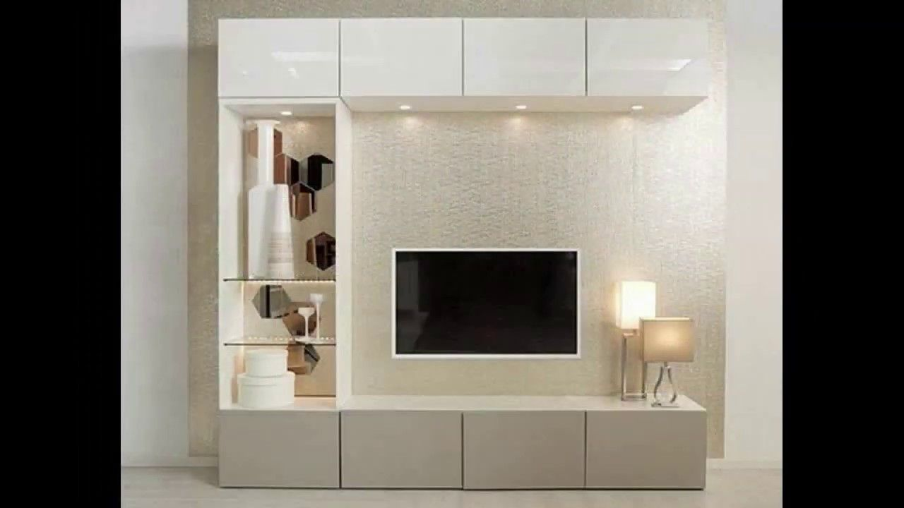 30 Simple Tv Unit Designs For Living Room Modern Tv