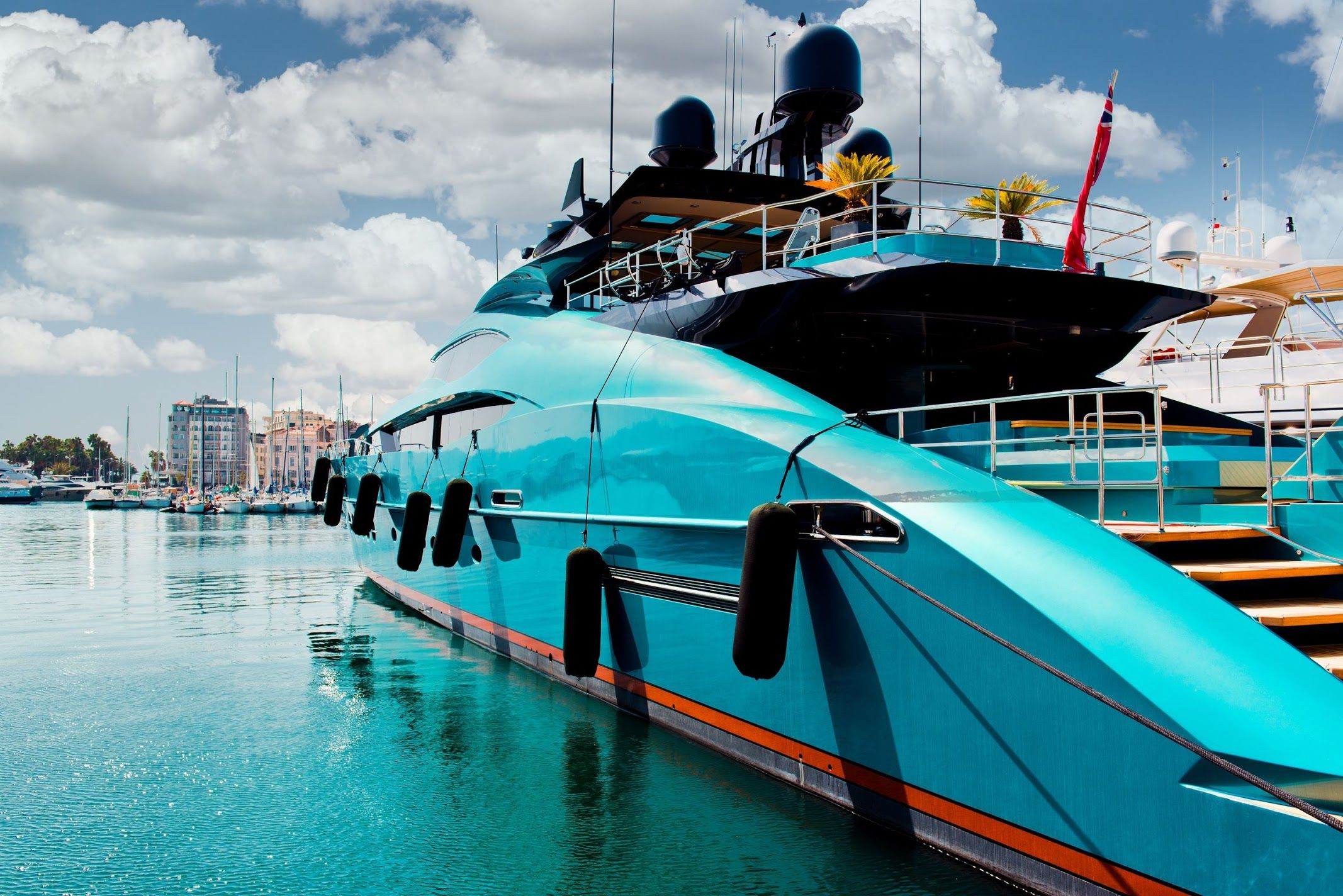 Cannes Palmer Johnson 150 Yacht