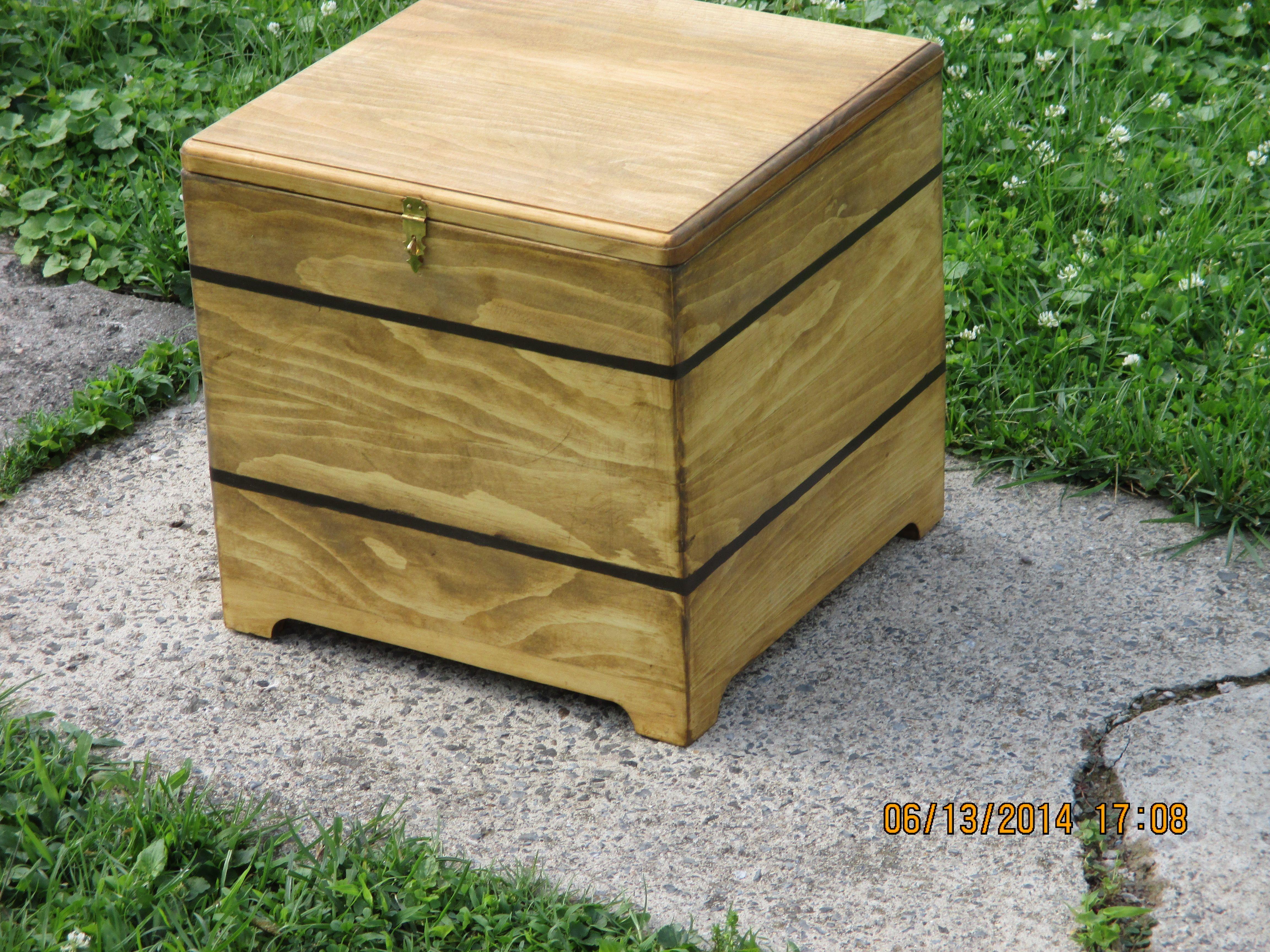 Candle Storage Box