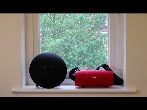 Harman Kardon Onyx Studio 3 vs JBL Xtreme : Sound Test