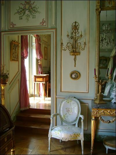 18th Century Room Classic Interior French Interior Interior Design Styles